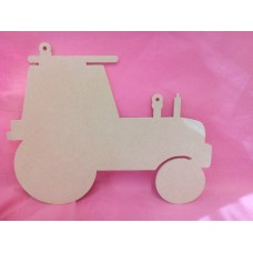 4mm Thick MDF Tractor Chalk Board Shape 300mm wide